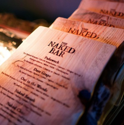 THE NAKED BAR